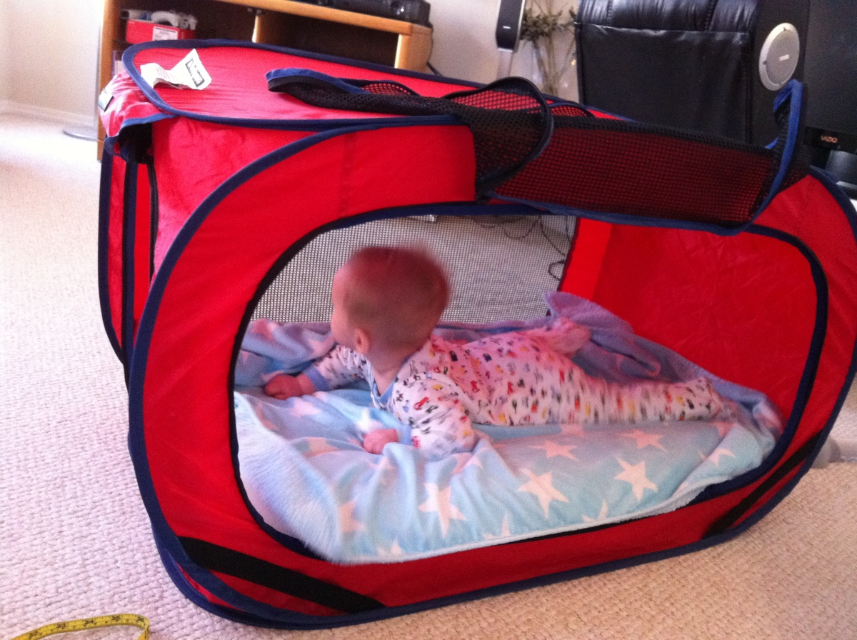 Pack N Play Toddler Bed